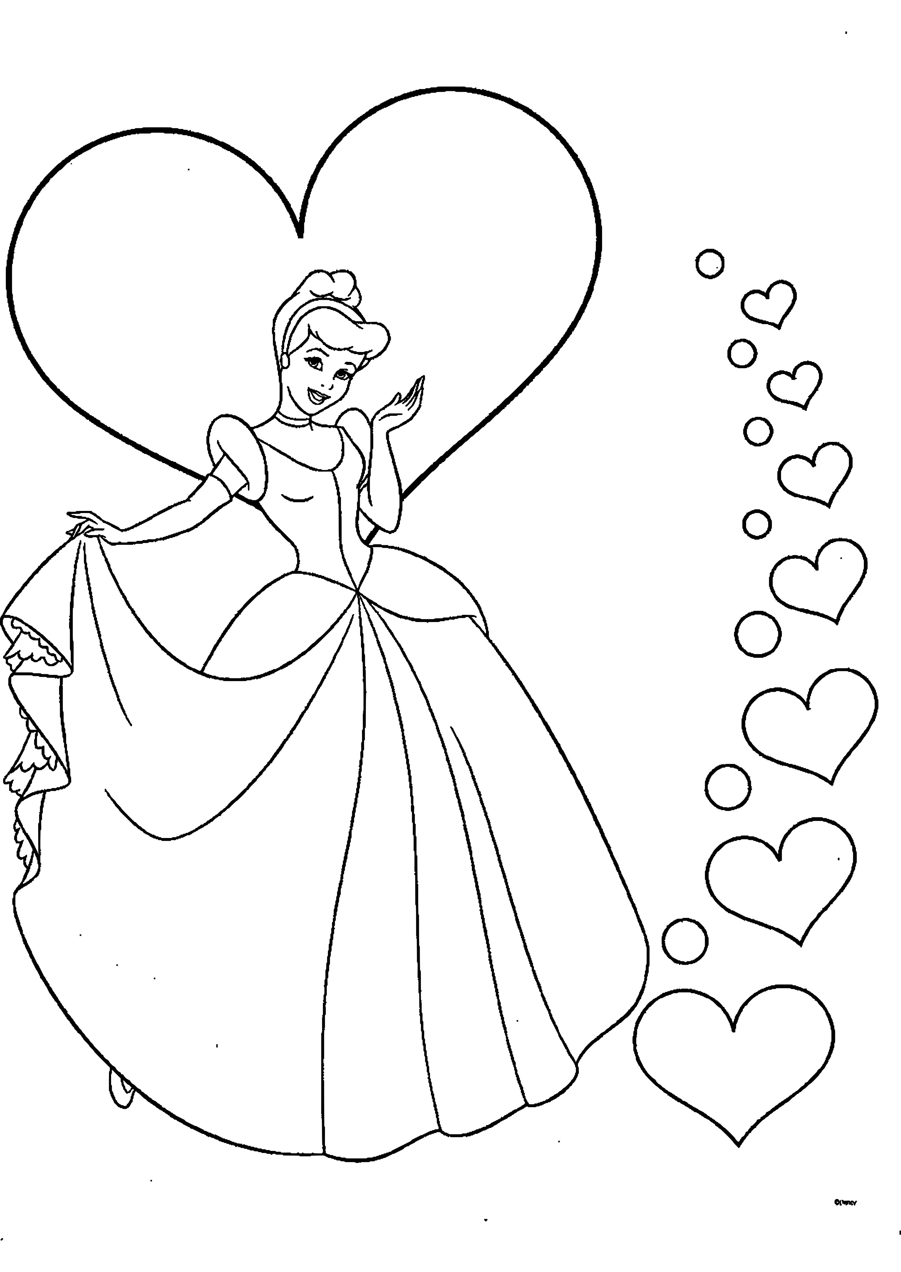 Ausmalbilder Prinzessin Gratis Das Beste Von 101 Disney Prinzessinnen Zum Ausmalen Wddj Sammlung