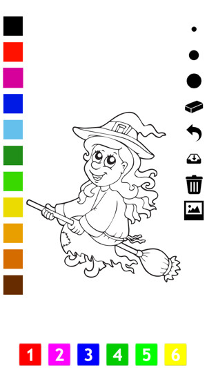 Ausmalbilder Prinzessin Gratis Genial Halloween Malbuch Für Kleinkinder Hexe Gespenst Geist S5d8 Bild