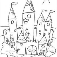 Ausmalbilder Prinzessin Schloss Das Beste Von Malvorlagen Elsa Schloss 9fdy Bilder