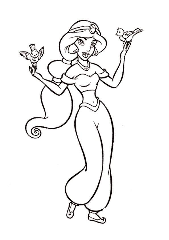 Malvorlagen Aladdin Genial Malvorlagen Ausmalbilder Disney H9d9 Fotografieren