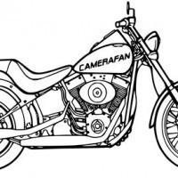 Malvorlagen Auto Motorrad Neu Motorrad Silhouette Malvorlage Dddy Fotografieren