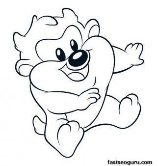 Malvorlagen Baby Looney Tunes Das Beste Von Coloriage Baby Looney Tunes Coloriage De Baby Taz – Artofit Ffdn Das Bild