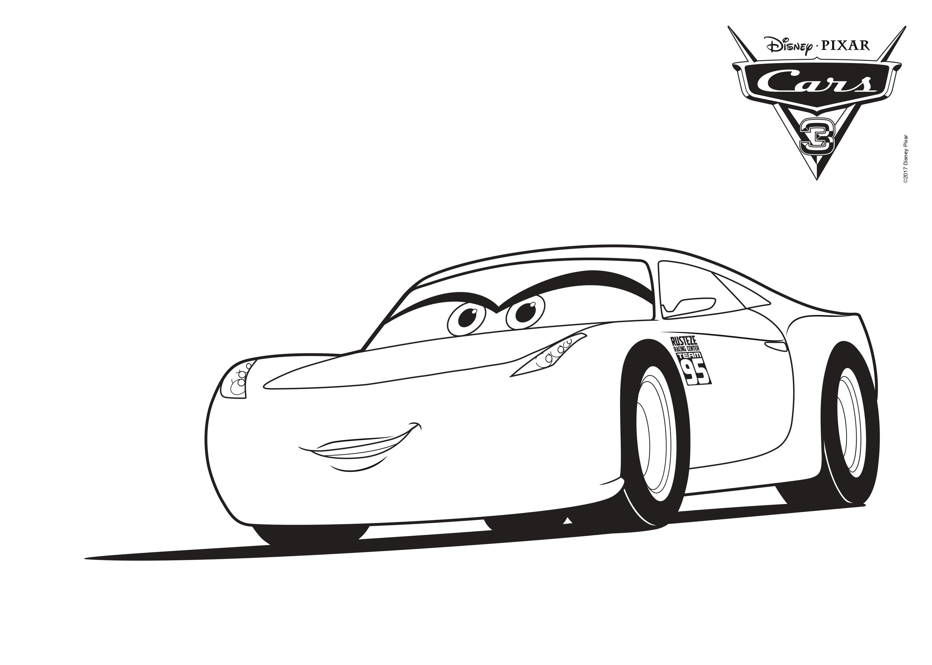 Malvorlagen Bagger Inspirierend asumalbilder Pinterest Ausmalbilder Cars 3 Mndw Bild