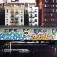 Malvorlagen Ben 10 Neu Graffiti Malvorlage Subway Nyc Train Xtd6 Stock