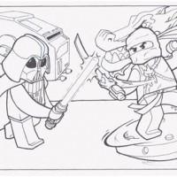 Malvorlagen Cowboy Genial Malvorlage Ninja Abzeichen Nkde Sammlung