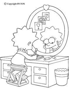 Malvorlagen Die Simpsons Einzigartig Die 45 Besten Bilder Von Simpsons T8dj Bild