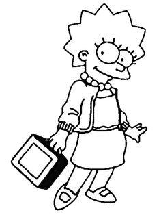 Malvorlagen Die Simpsons Genial Die 45 Besten Bilder Von Simpsons S1du Bild