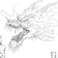 Malvorlagen Drachen Inspirierend Chinesisch Drache Malvorlage Einfach Ffdn Fotos