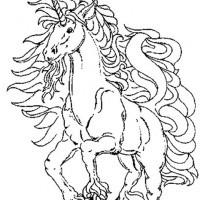 Malvorlagen Einhorn Das Beste Von Malvorlagen Einhorn Pegasus 4pde Stock