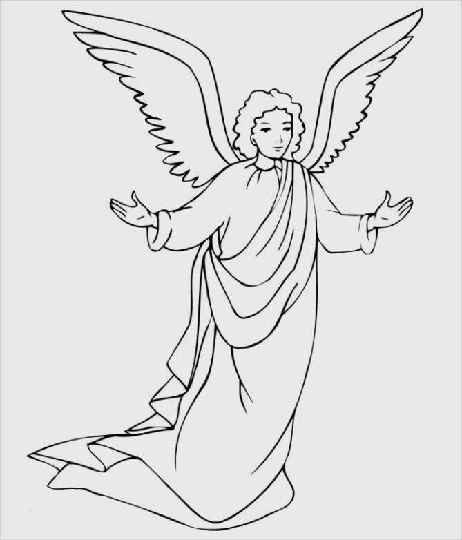 Malvorlagen Engel Das Beste Von Süß Engel Vorlage Zum Ausdrucken Stilvoll Sie Können Rldj Galerie