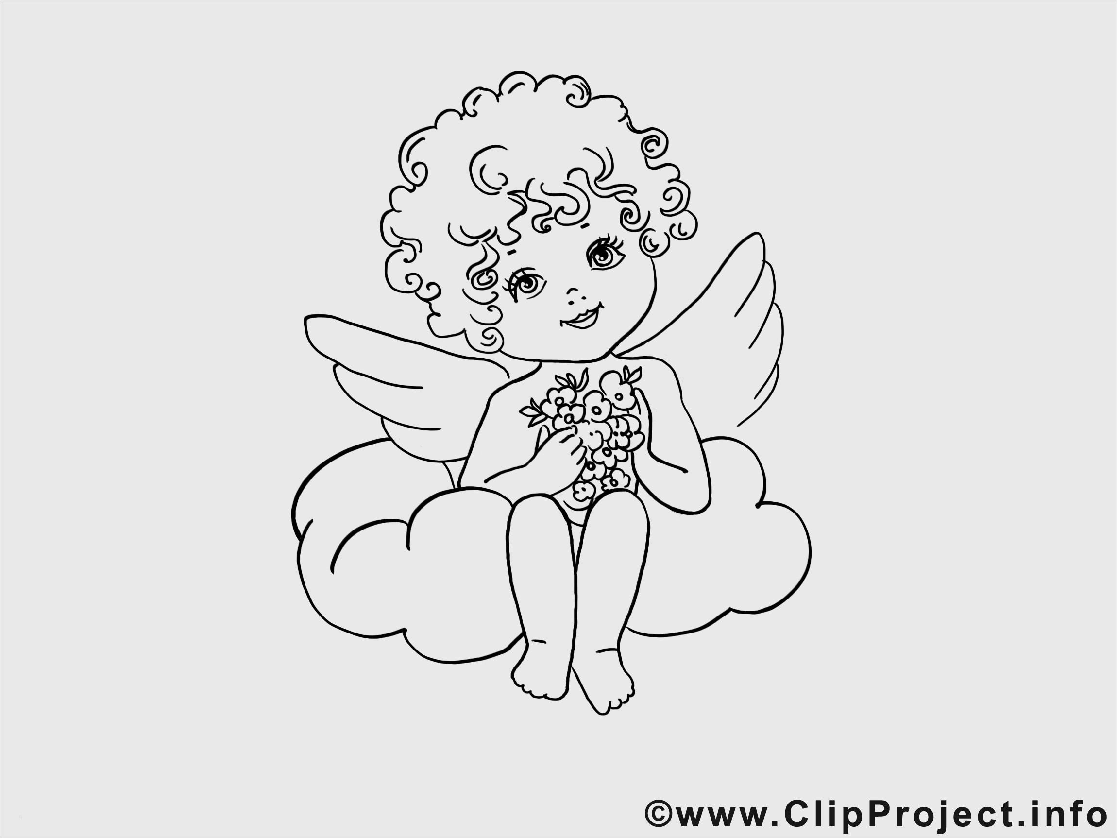 Malvorlagen Engel Neu Süß Engel Vorlage Zum Ausdrucken Stilvoll Sie Können Tqd3 Sammlung