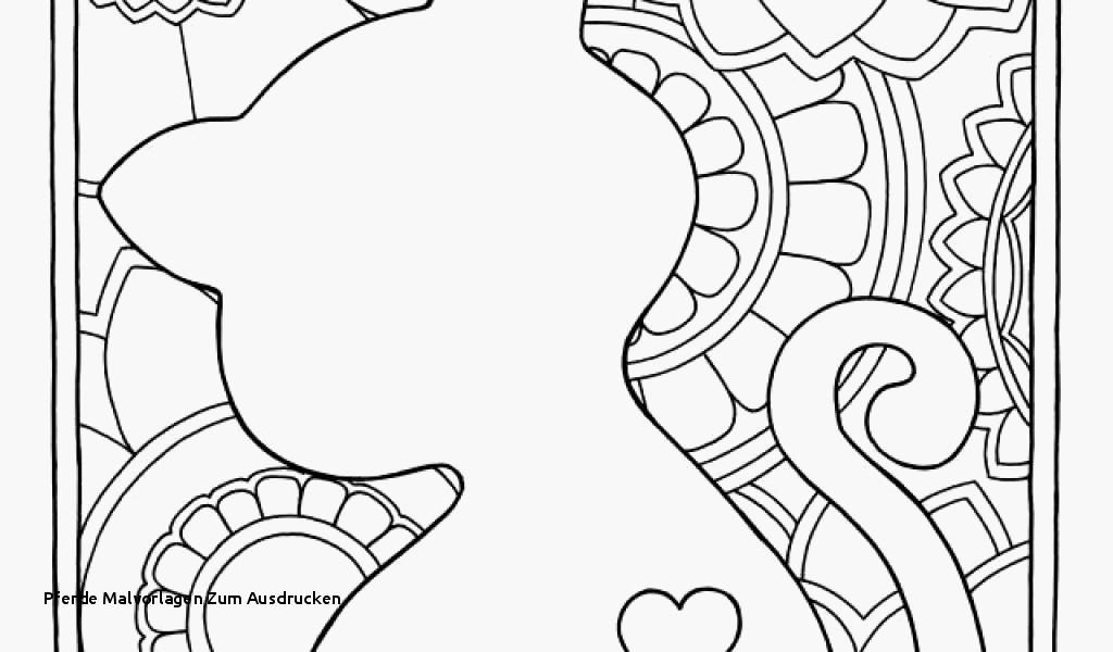 Ausmalbilder Druckfertig Einhorn Ausmalbild Frisch 20