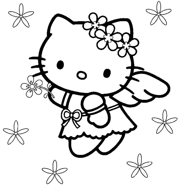 Malvorlagen Hello Kitty Das Beste Von 10 Best Hello Kitty Ausmalbilder Wddj Bilder