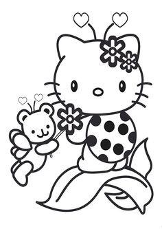 Malvorlagen Hello Kitty Frisch Die 433 Besten Bilder Von Ausmalbilder Qwdq Das Bild