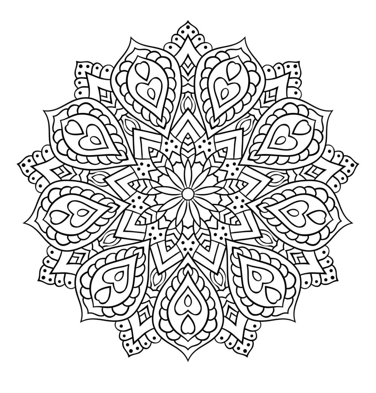 Malvorlagen Mandala Frisch Pin Von Alexa Ebert Auf Ausmalbilder Whdr Sammlung
