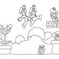Malvorlagen Mario Einzigartig Mario Kart Ausmalbilder Zum Ausdrucken 87dx Sammlung