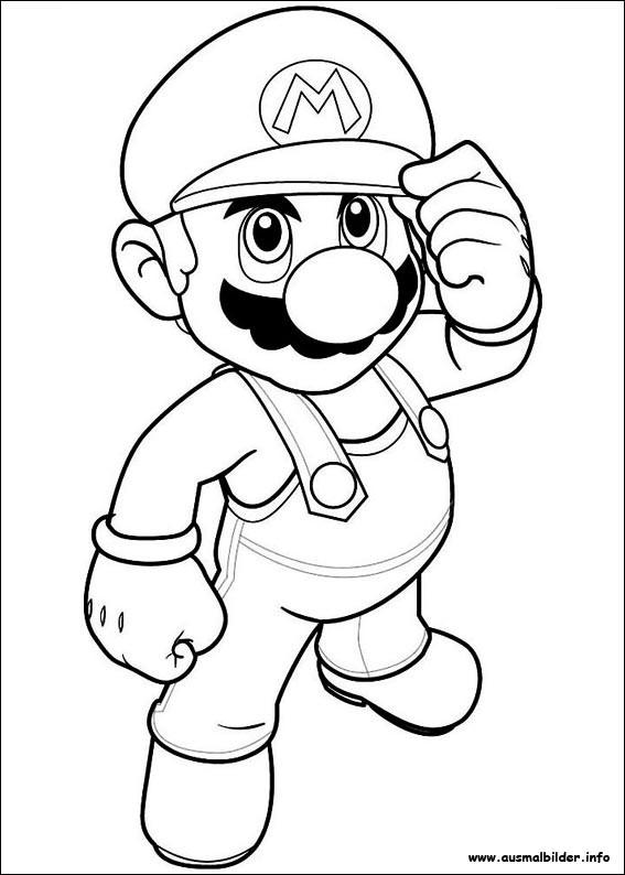 Malvorlagen Mario Genial Mycraft Mario Malvorlagen Irdz Fotos