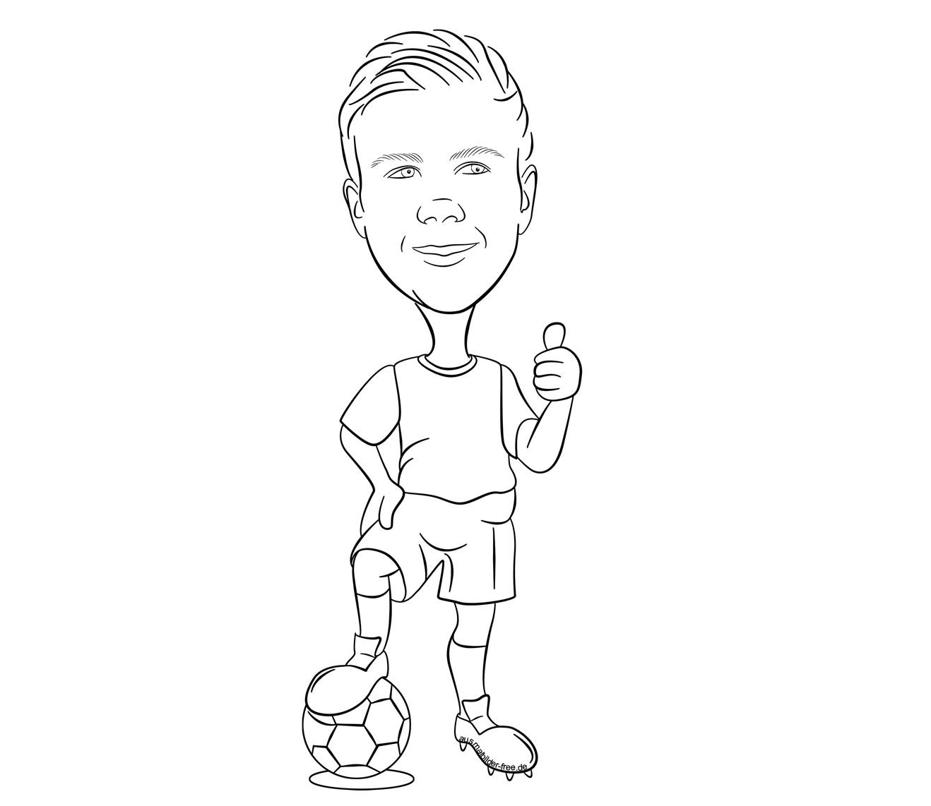 Malvorlagen Mario Inspirierend Ausmalbilder Fußballspieler Götze 1160 Malvorlage Fußball T8dj Fotografieren