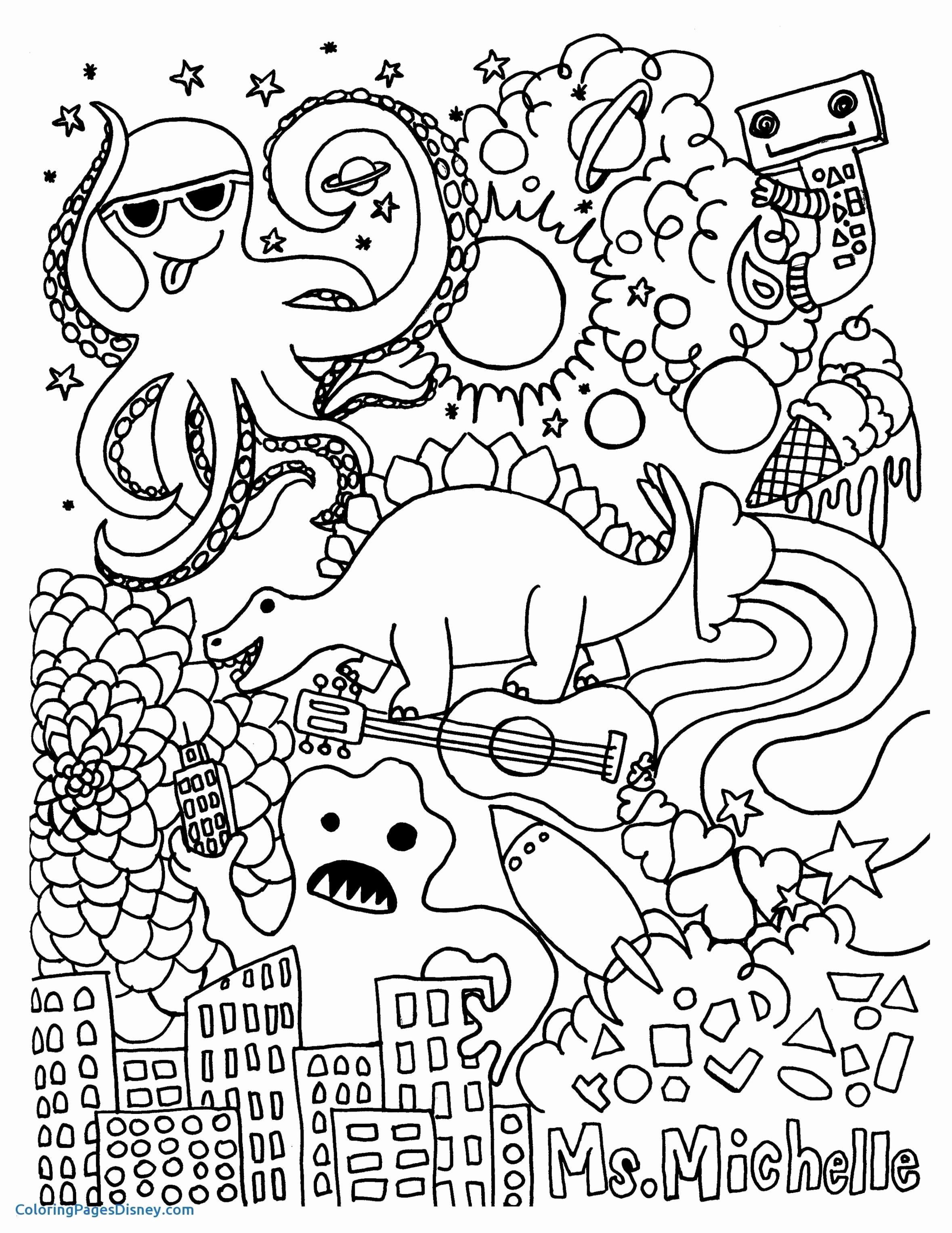 Malvorlagen Monster High Einzigartig Wald Zum Ausmalen Garten Tiere Wimmelbild … Ausmalbilder O2d5 Galerie