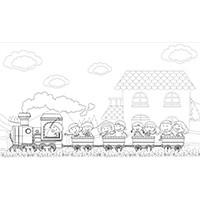 Malvorlagen Traktor Das Beste Von Ausmalbilder Kid S Start Up 87dx Bild