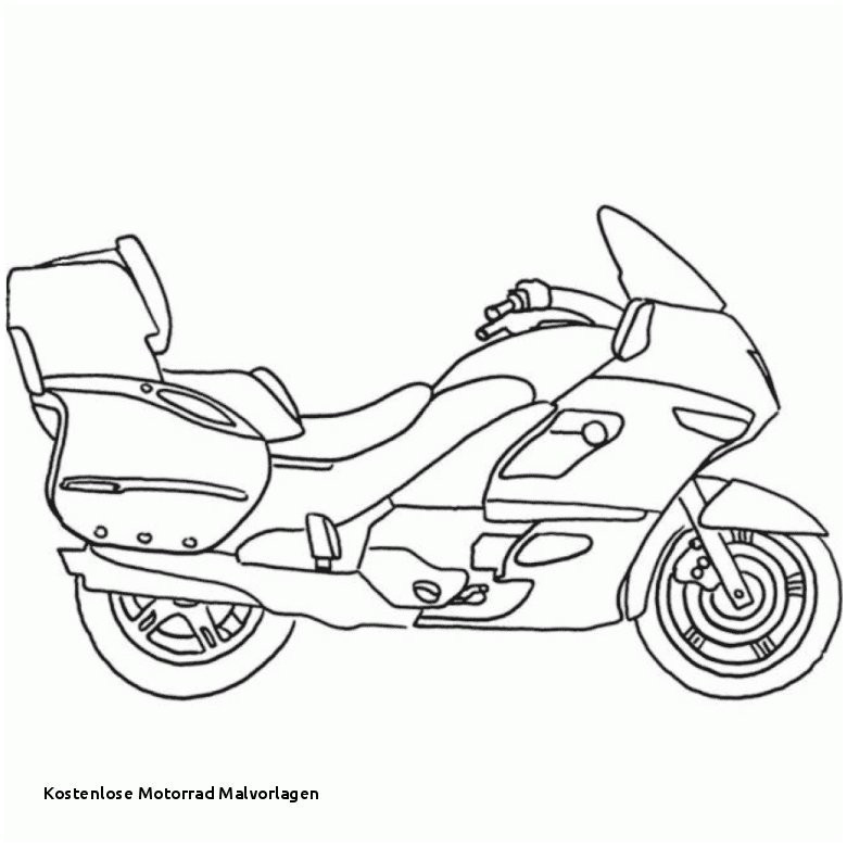 Motorrad Malvorlage Lkw Malvorlagen Fur Kinder K&n Druckbare